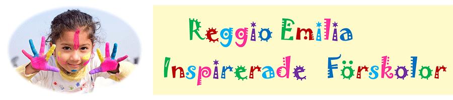 Regio Emilia inspirerade förskolor